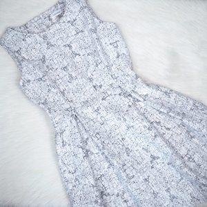 Calvin Klein White Mini Dress